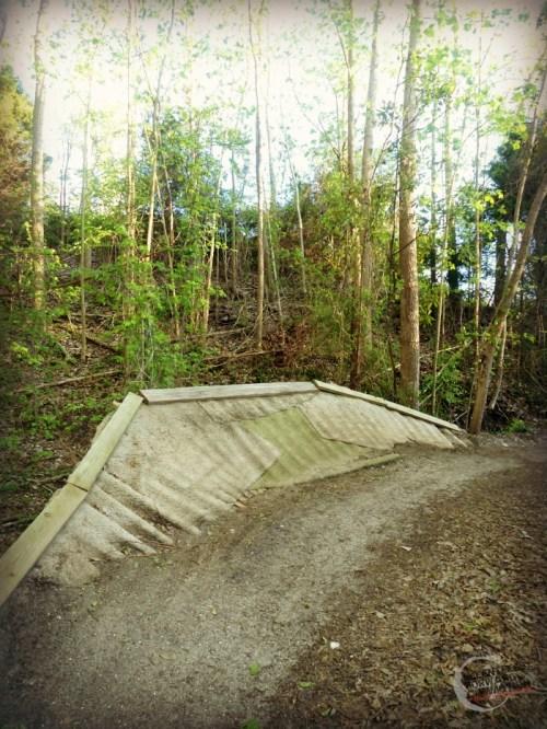 The Hulk Mountain Bike Trail