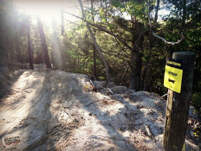 The Hulk Sandy Trails