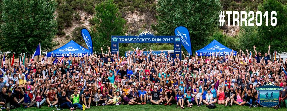 TransRockies Run class of 2016