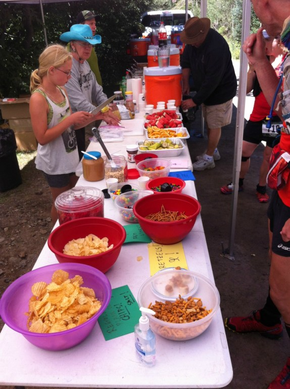 10 Things I Wish I Knew Before My First Ultra: you've got to eat A LOT.