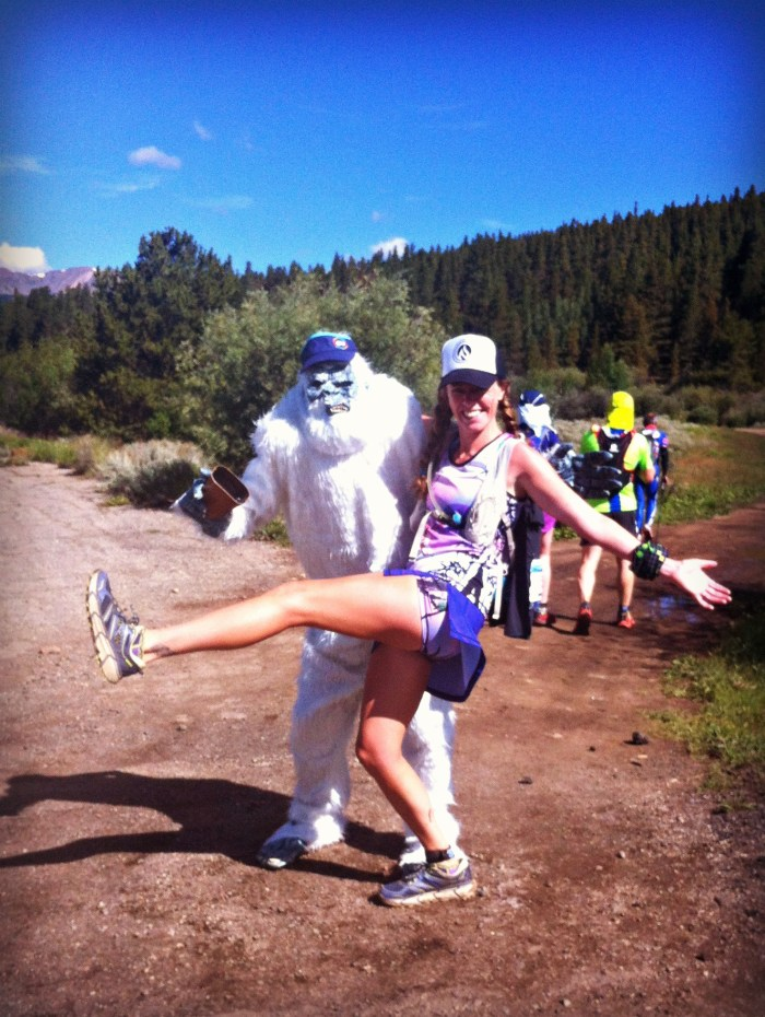 Gu Yeti TransRockies Run