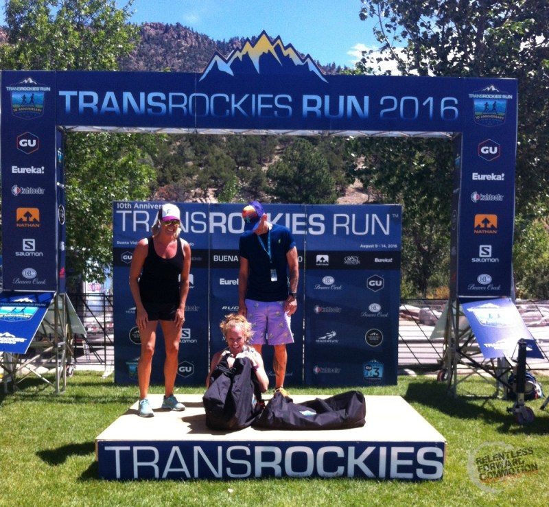 TransRockies Run Packet Pickup