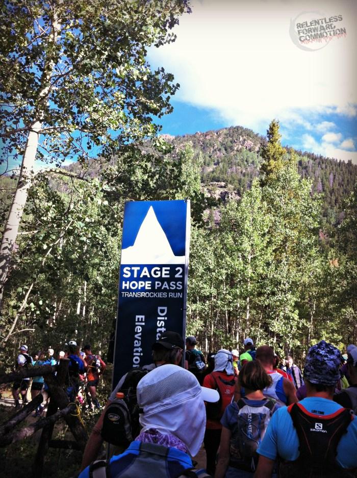 TransRockies Run Stage 2