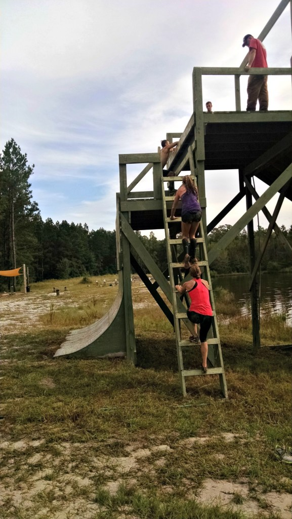 slide climb true mudd