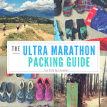 Packing for an Ultra Marathon – Heather Style