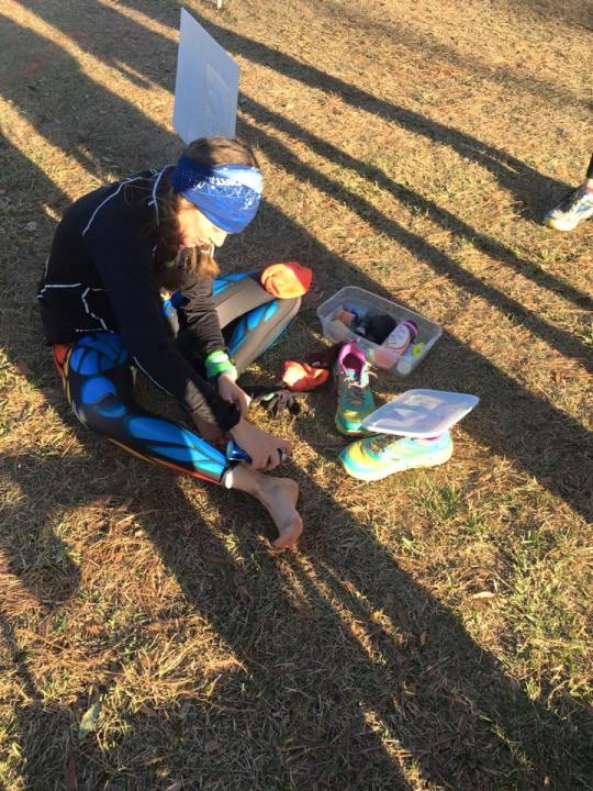 10 Things I Wish I Knew Before My First Ultra: time spent at aid stations adds up fast.