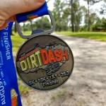 The Dirt Dash – 2017 Trail Marathon – Review