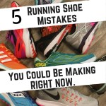 5 Running Shoe Mistakes You Could Be Making Right Now