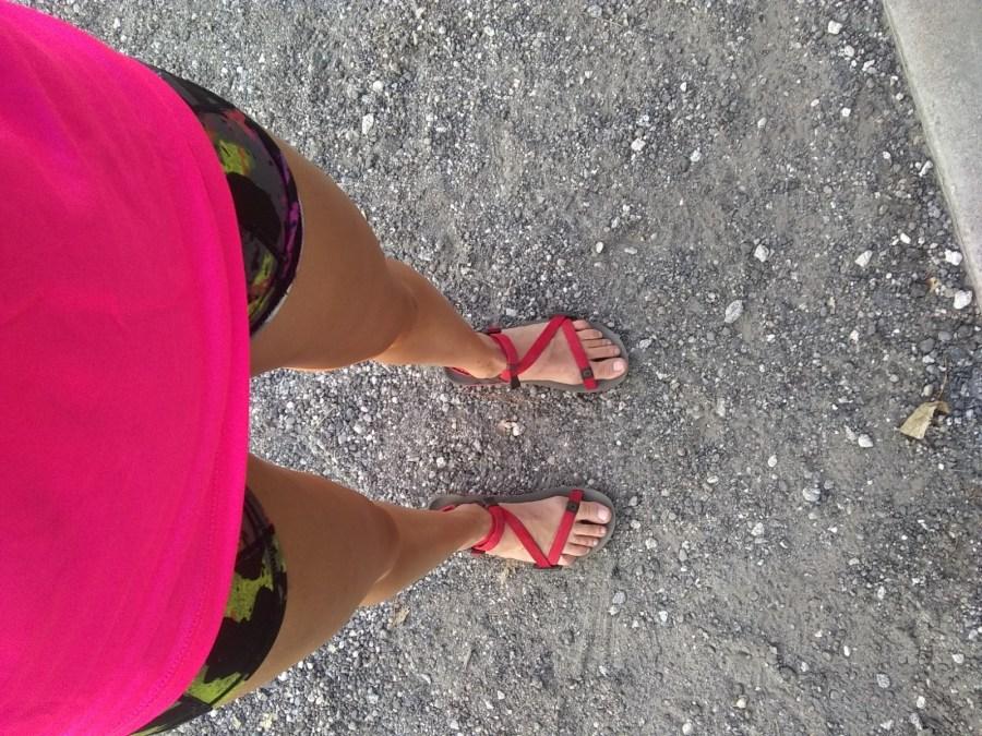 Xero Z Trail Sandals