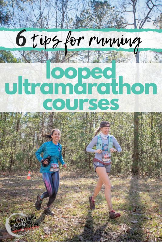 6 tips for running looped ultramarathon courses