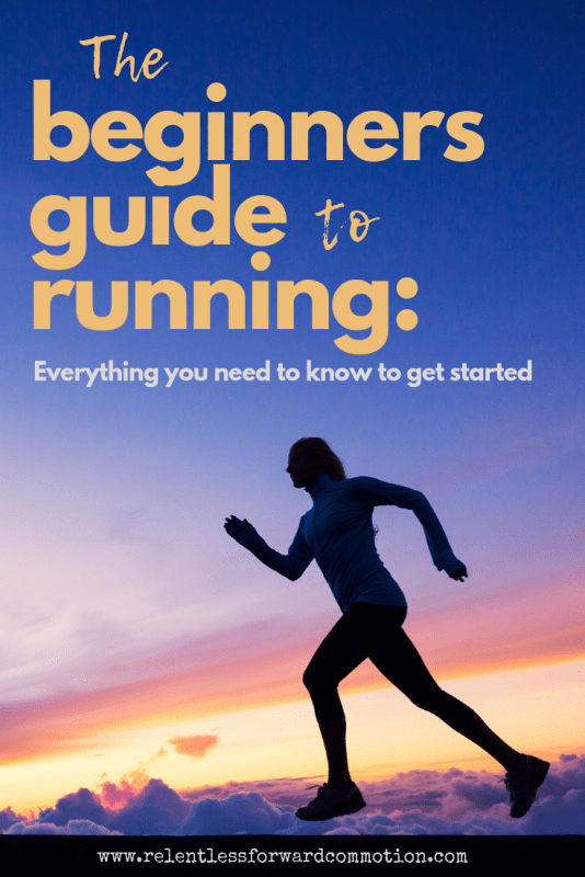 The beginners guide to running