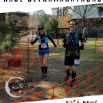 How to Race Ultramarathons with your Significant Other