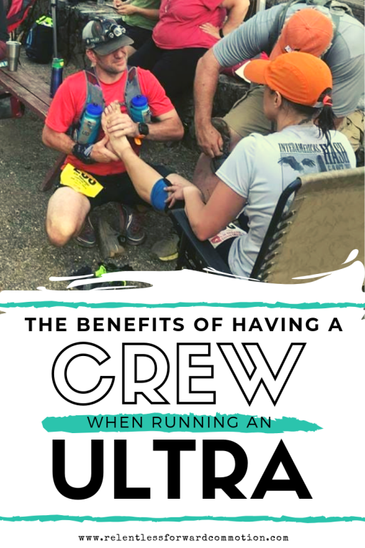 10 Things I Wish I Knew Before My First Ultra: having a crew is invaluable.