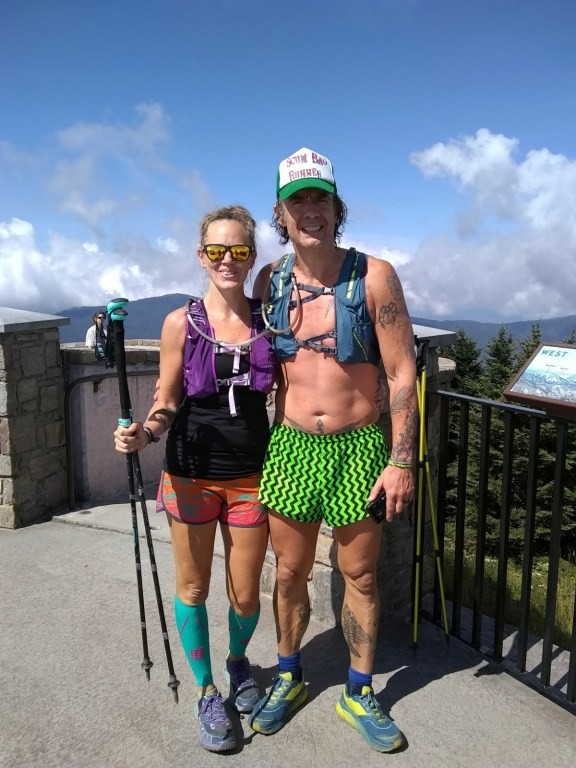 The Pros & Cons of Running with Trekking Poles: climbing and descending
