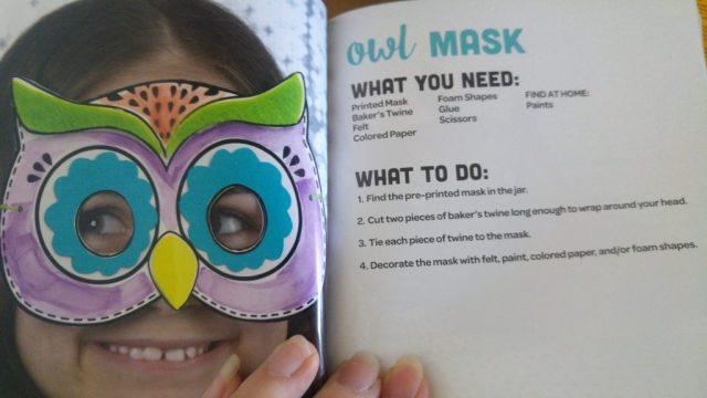 Owl Mask