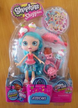 7th birthday Shopkins Shoppie Jessicake