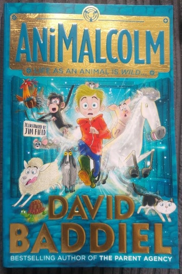 Animalcolm Book