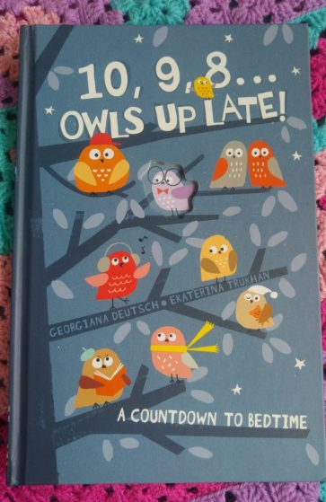 10,9,8... Owls Up Late