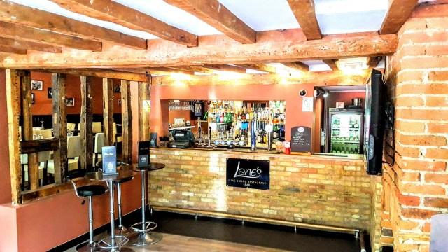 Lanes Cocktail Bar
