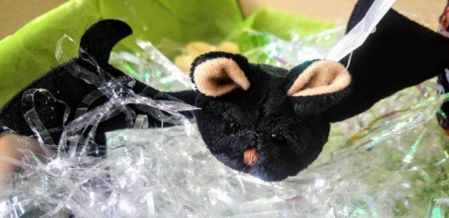 Soft Cuddly Bat
