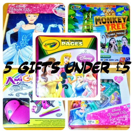 5 Christmas Gifts Under £5
