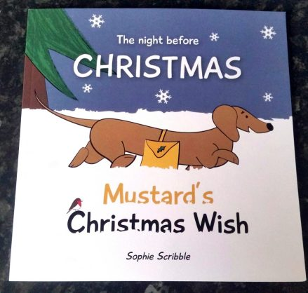 The night before Christmas - Mustard's Christmas Wish