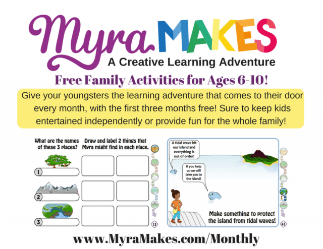 Myra Makes Monthly Subscription