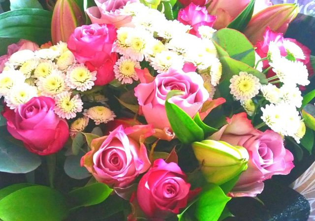 Mothers day bouquet from Prestige Flowers