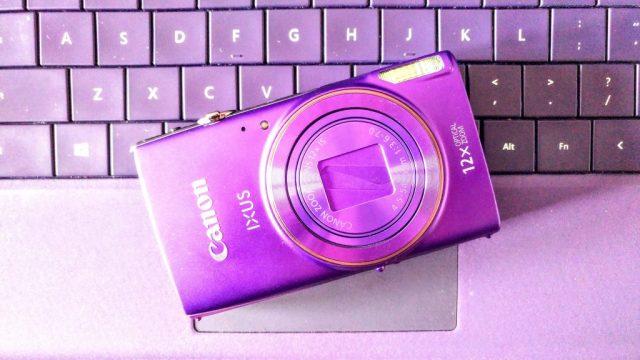 Canon Ixus 285HS