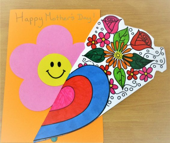 Mother's Day Crafts For Toddlers