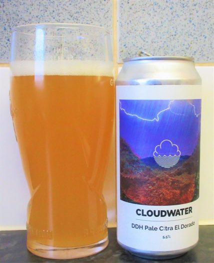 Cloudwater - DDH Pale Citra El Dorado