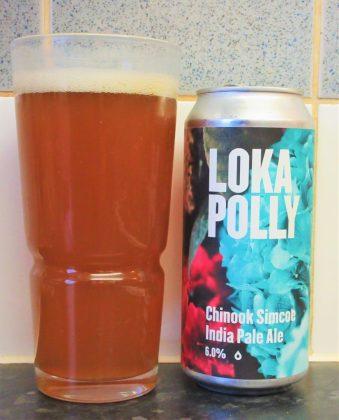 Loka Polly - Chinook Simcoe India Pale Ale