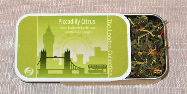 The London Collection - Piccadilly Citrus - Adagio Teas