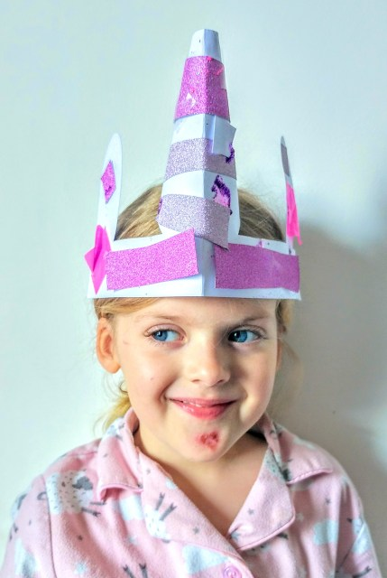 Unicorn Crown