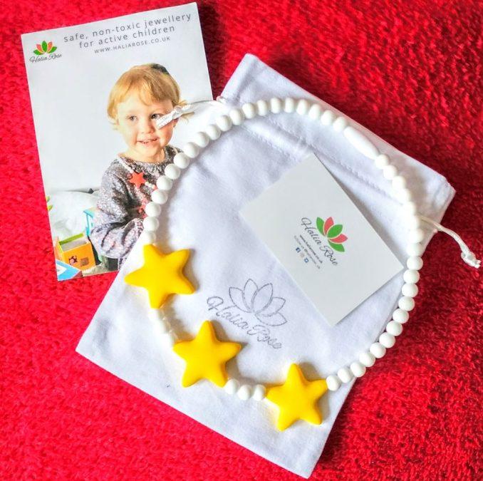 Little Stars Necklace - Halia rose