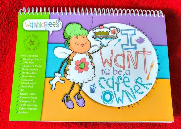 Wannabees Cafe Owner Pack