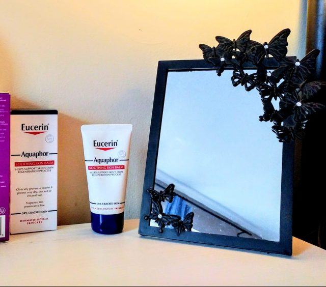 Soothing Skin with Eucerin Aquaphor