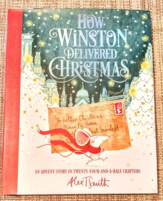 Advent Book - How Winston Delivered Christmas