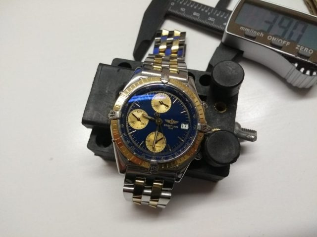 buying second-hand luxury watches