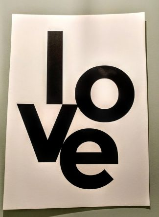 Love Print from Rocket Jack