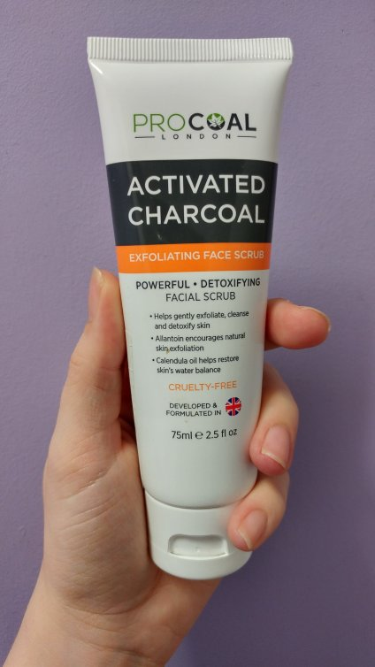 Exfoliating With Procoal