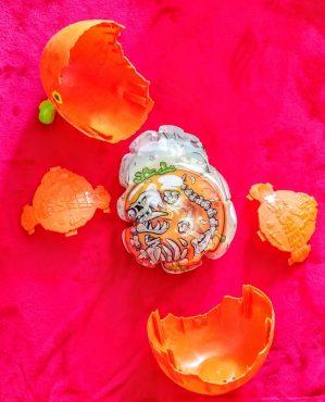 Dino Egg Yolk Pack