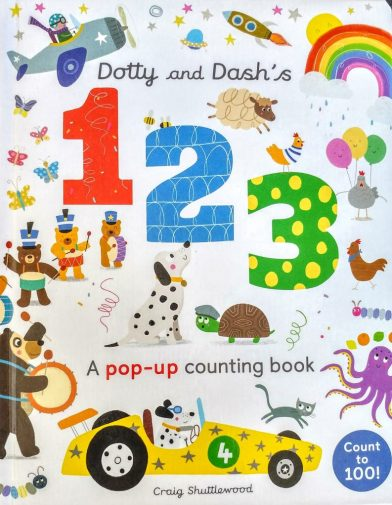 Dotty and Dash's 123