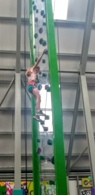 Clip N Climb at Wicksteed Park