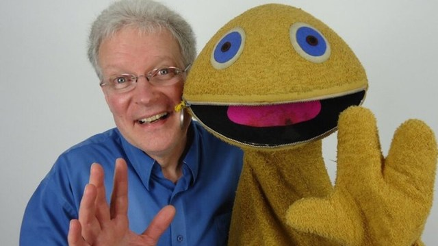 Ronnie Le Drew with Zippy