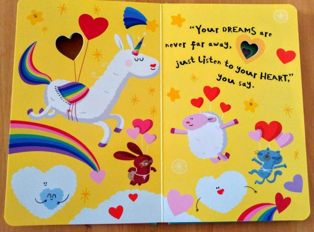 Inside - I love my Llamacorn