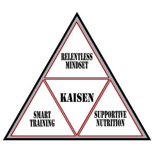 relentless success pyramid