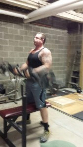Jim Strength Training Bangor Maine