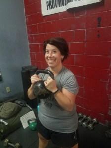 relentless strength training member spotlight angie plummer