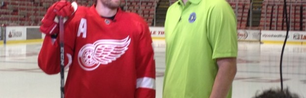 PSA Shoot With Niklas Kronwall 3